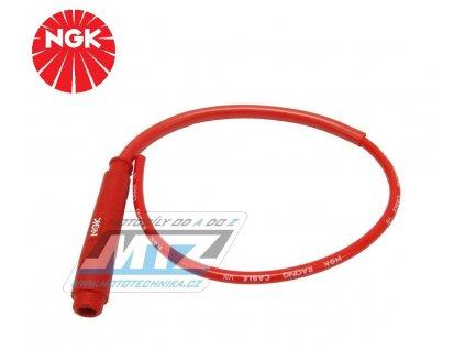 Fajfka NGK SD05FM (silikonová) s kabelem 0,5m kompletní - NGK RACING CR1