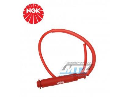 Fajfka NGK SD05EMK (silikonová) s kabelem 0,5m kompletní - NGK RACING CR3