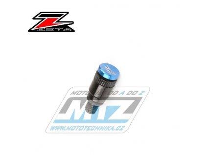 Ventilek odvzdušňovací WHITE POWER / MARZOCCHI / SACHS (závit M4) - modrý