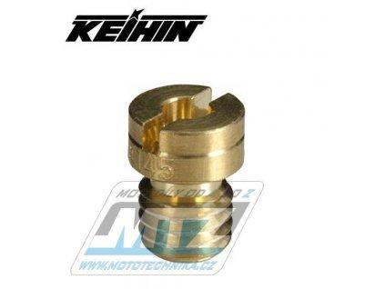 Hlavná tryska Keihin - rozmer 100 (M5 / karburátor Keihin 99101-393)