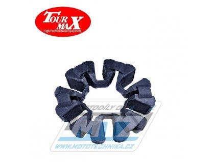 Gumy zadního kola/Silentbloky rozety - Kawasaki KLE500 + KLE250 + KLR250 + KL600 + KLR650 + KLX650C + KE175 + KL250 + W800 + BJ250 Estrella