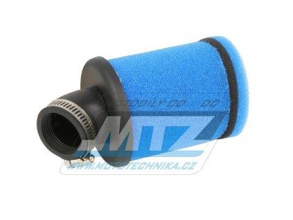 Filter molitanový s přírubou - priemer 34-36mm (zahnutý 45°)