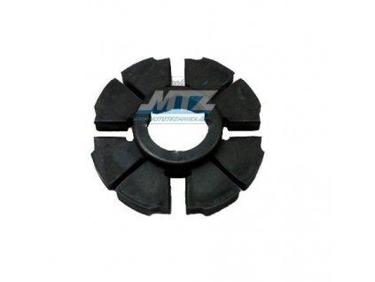 Guma zadního kola/Silentblok rozety - Suzuki GN125 / 82-98+GN250 / 82-88 + GZ250 / 99-10