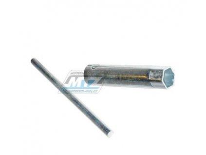 Klíč na svíčku - rozmer 16 mm / dĺžka 100 mm