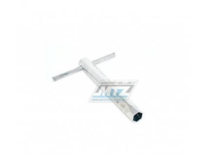 Klíč na svíčku - rozmer 16 mm / dĺžka 180 mm