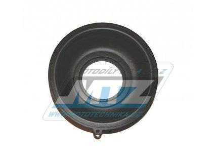 Membrána karburátora (podtlaková) Honda NX650 Dominator / 88-02 + NX500 Dominator / 88-99 + FX650 Vigor / 99-00 + SLR650 / 97-98