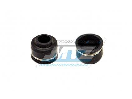 Gufero ventilu (simerink dříku ventilu) - Honda CB650Z+CB550F + CB125K+CB125N+CB125S + CB125T Twin + SL125+XL125+XL125S + XR80+CB100+CM185
