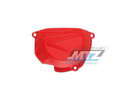 Kryt spojkového viečka Beta RR350+RR390+RR430+RR480 / 20-21 - (farba červená)