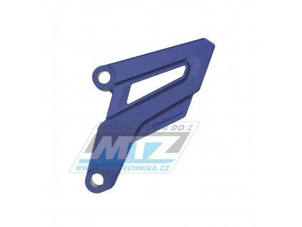 Kryt řetězového kolečka ZETA - Honda CR250 / 02-07 + CRF250R / 04-09 + CRF250X + CRF450R / 08 + Yamaha YZ125 / 05-21 - modrý