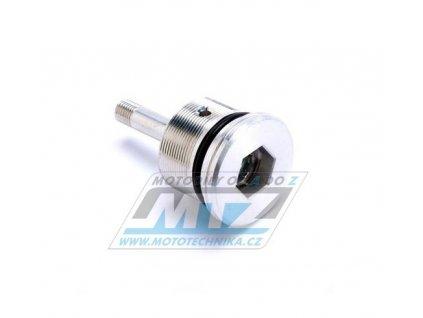 Držiak ventilu komprese přední vidlice (Base Valve FF Compression) Kayaba - Kawasaki KX125 / 99-08 + KX250 / 99-04 + Yamaha YZ125+YZ250+YZF250+YZF450