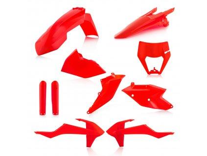 FULL PLASTIC KIT KTM