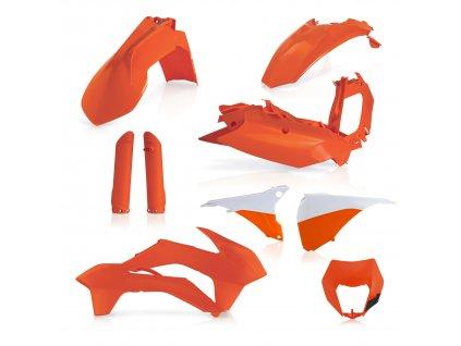 Kompletná sada plastov ACERBIS | 0021811.010