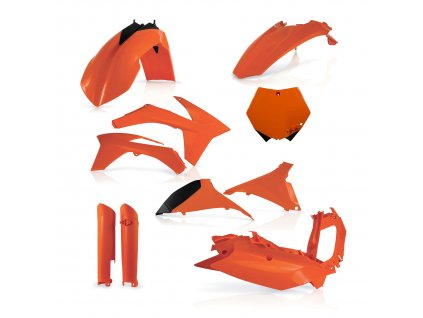 Kompletná sada plastov ACERBIS | 0015702.010