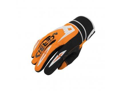 acerbis mxx2 arancio