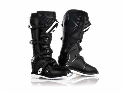Motokrosové čižmy ACERBIS X-PRO V - čierna