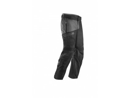 Enduro nohavice ENDURO-ONE BAGGY - čierna/sivá