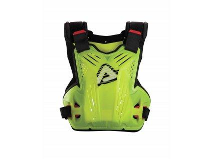 Motokrosový chránič hrude ACERBIS IMPACT MX - reflexná žltá