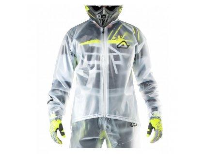 acerbis casual wear 2018 acerbis transparent 3 0 rain jacket clear 30863781460 1024x1024