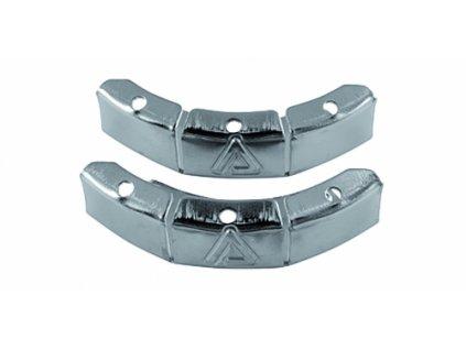 Náhradné kovové špičky na detské motokrosové čižmy - 2 ks