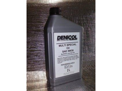 motorovy olej denicol multi special c4 5w30 2l 9704