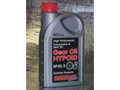 prevodovy olej denicol hypoid gear oil ep 80w 1l 312