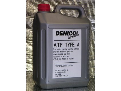 denicol atf a mercedes 5l 323