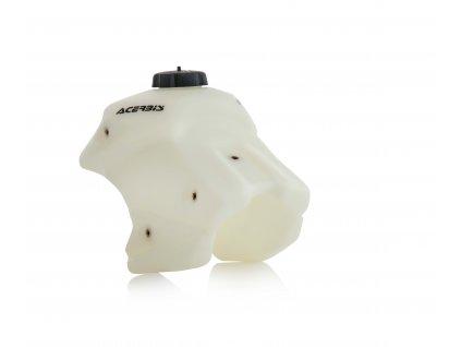 Palivová nádrž ACERBIS HONDA CRF150R 6,5L clear
