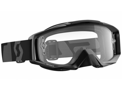 scott tyrant clear works goggle 0001 113 black 1