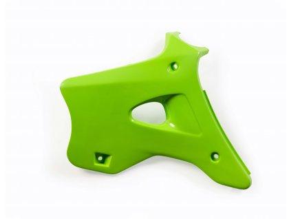 Plasty chladičov ACERBIS KAW KX 125/250 95-98 GREEN