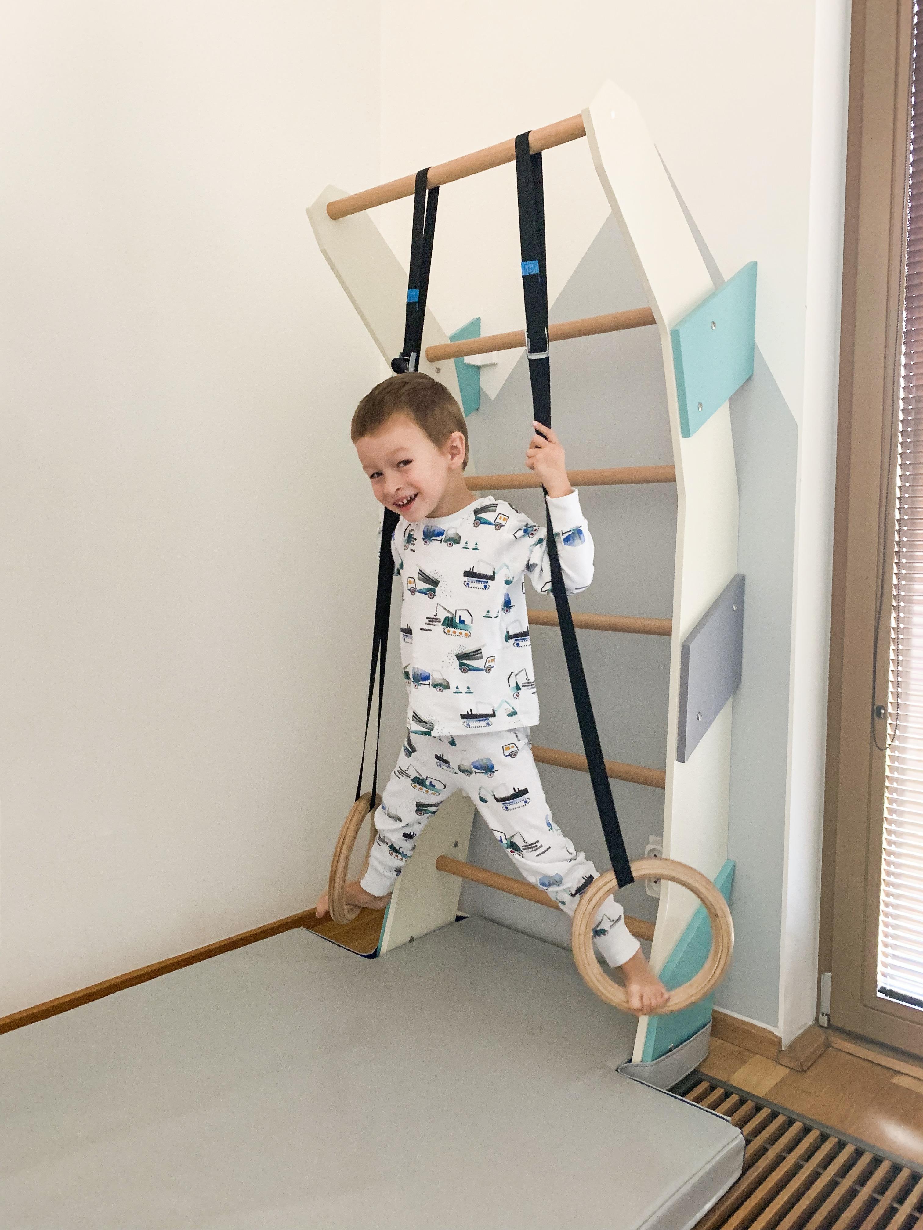 Děti a cvičení? Co na to fyzioterapeutka?