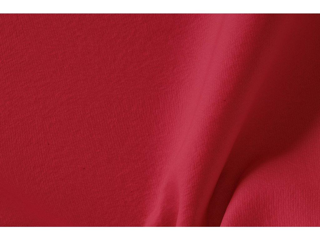 viskoza červená detail