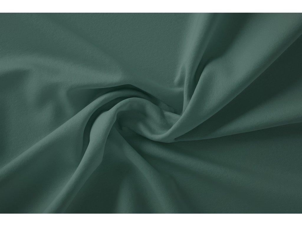 teplakovina jungle green