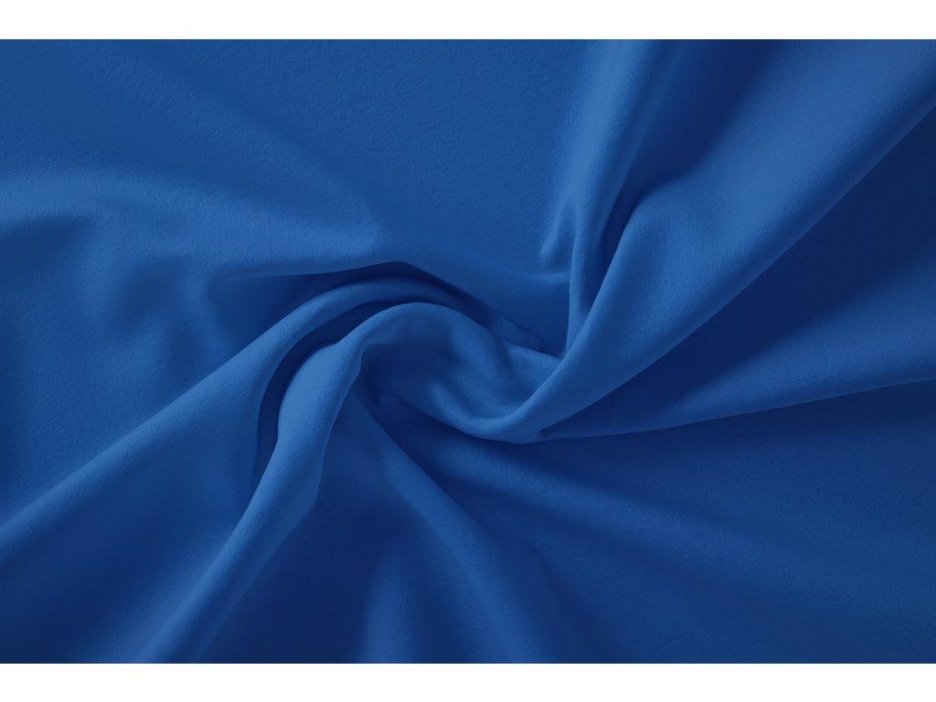 teplakovina kralovsky modra