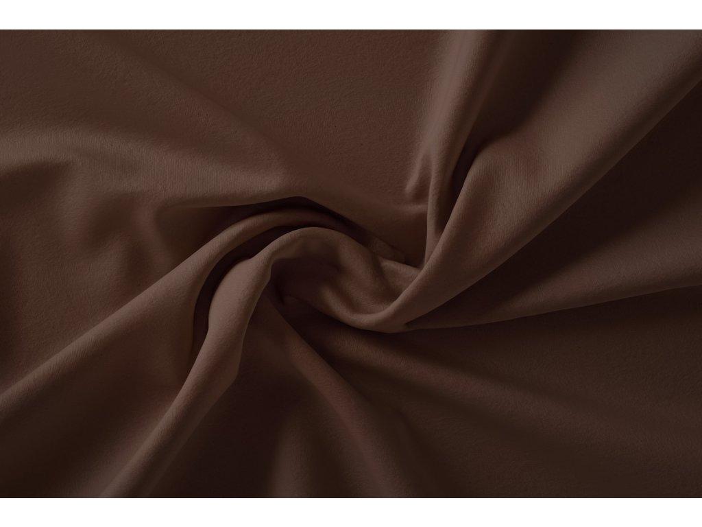 teplakovina čokoláda