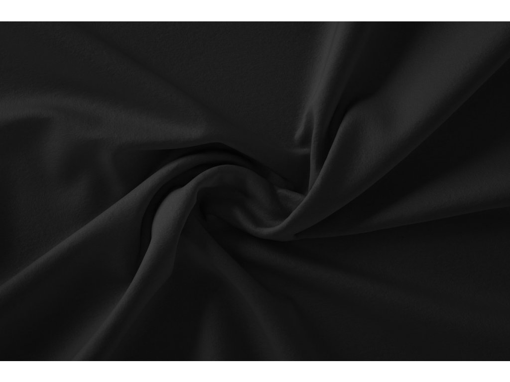 uplet černá