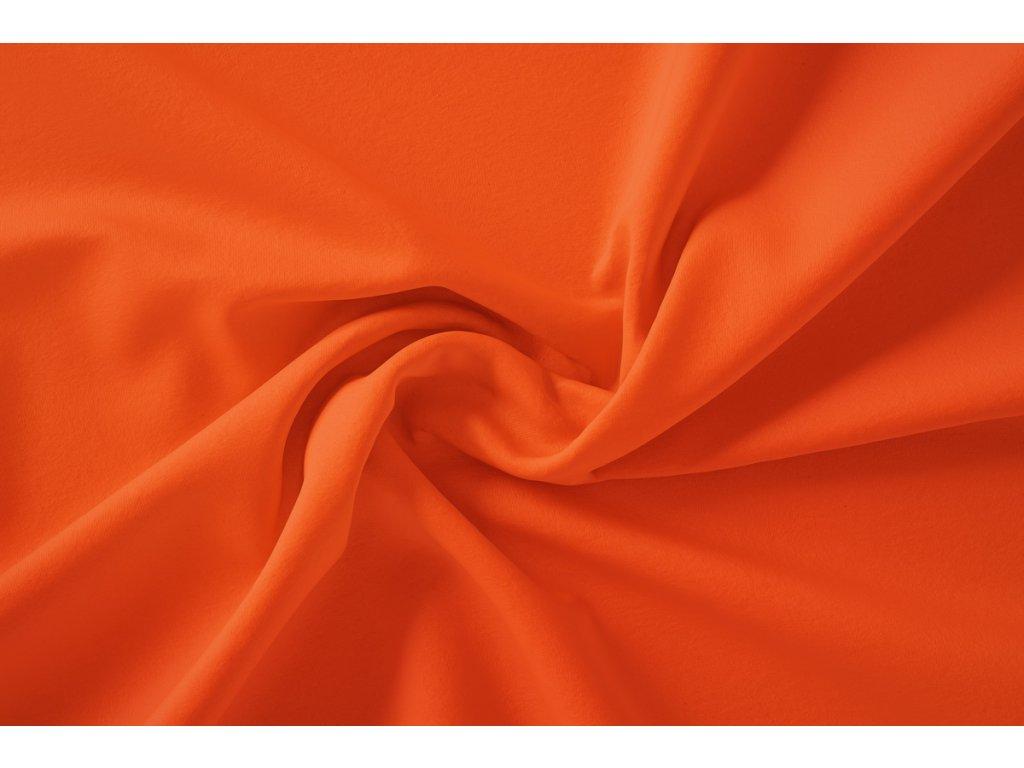 teplakovina oranzova