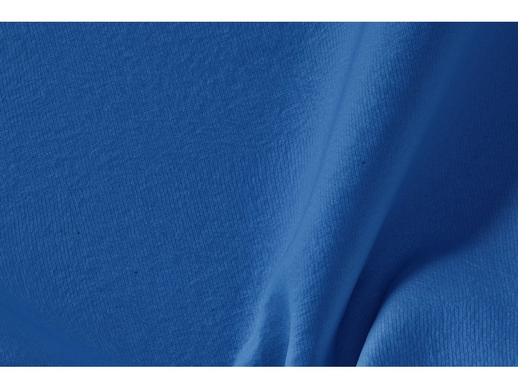 naplet kralovsky modra detail