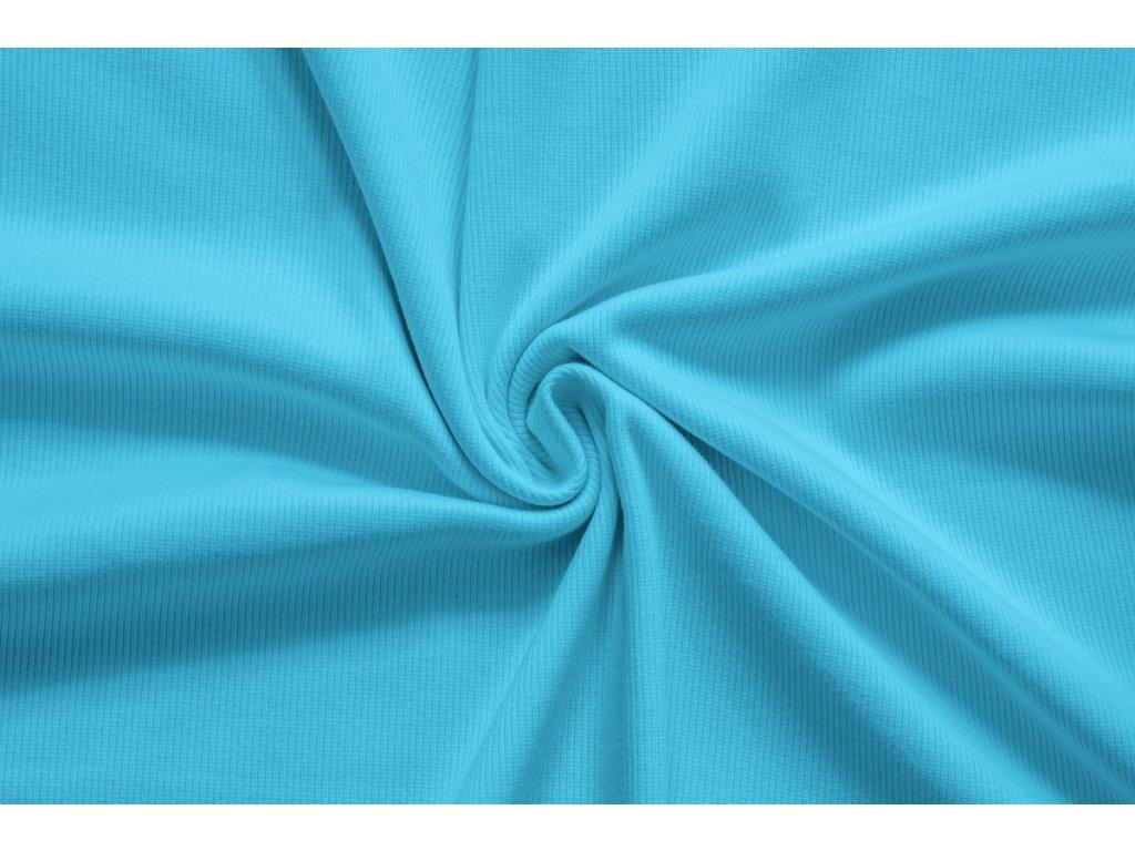 uplet zebrovany blankytne modry