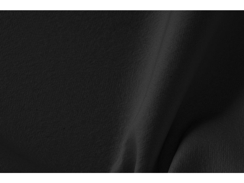 viskoza černá detail
