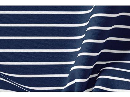 viskoza tmave modra detail