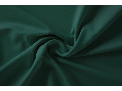 teplakovina lahvove zelena