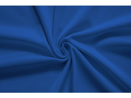 LÁTKY uplet zebrovany kralovsky modry