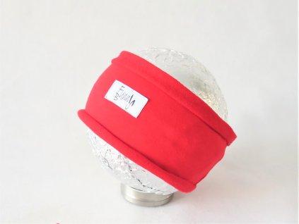 Čelenka červená