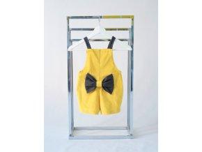 Pískacie trakovky kordové žlté
