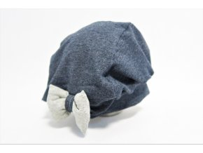 Pískacia baretka - antracit