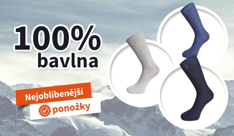 100% Bavlna