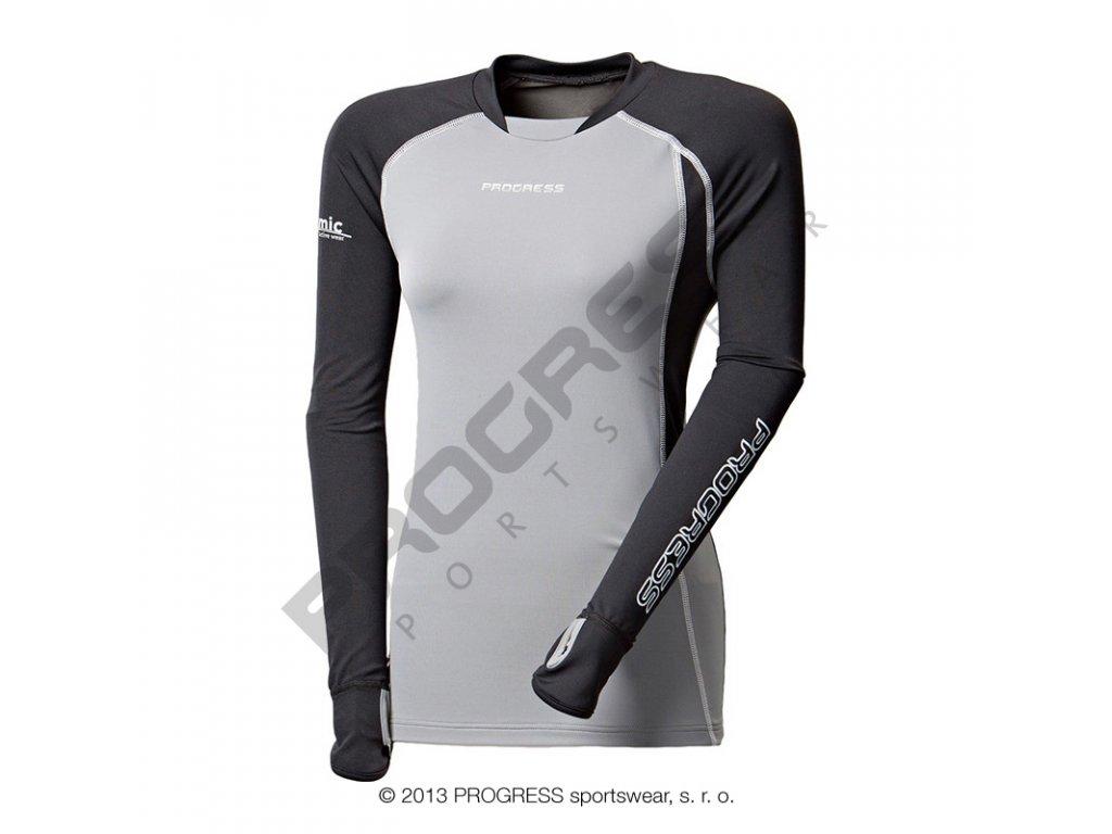 9141858b5dc Dámské funkční triko dlouhý rukáv WITCH