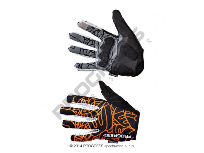 Cyklo rukavice SPIDER GLOVES