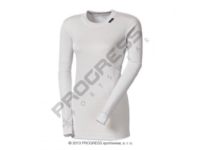 Dámská tričko s dlouhým rukávem MS NDRZ
