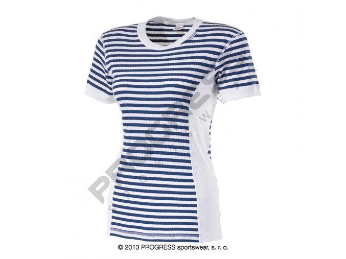 Dámské funkční tričko krátký rukáv MLs NKRZ